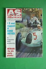 AUTOSPRINT MESE 3/1974 BERND ROSEMEYER PROVA OPEL COMMODORE COUPE' GSE RENAULT 5