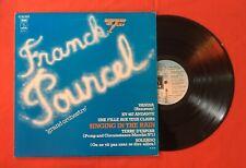 FRANCK POURCEL AMOUR DANSE VIOLONS SINGING IN THE RAIN VG+ VINYLE 33T LP