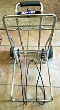 PFC Collapsible Luggage Trolley Cart Vintage EUC Made in USA!!!! Heavy Duty
