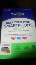 Tracfone Bring Your Own Phone Triple Sim Kit for At&T Network