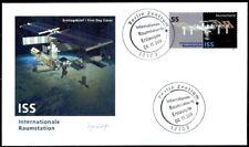 FRG 2004: Space Station ISS! FDC Der nr. 2433 Mit Berlin sonderstempeln! 1804