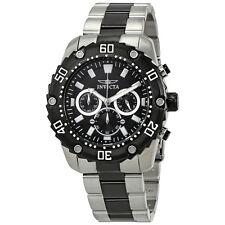 Invicta Pro Diver Chronograph Black Dial Mens Watch 22521