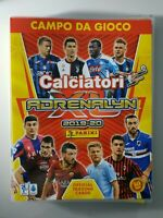 FULL SET COMPLETO 611 CARD CALCIATORI PANINI ADRENALYN 2019-20 2020 RACCOGLITORE