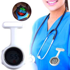 Pin On Multi-Function Digital Silicone Fob Night Lights Stopwatch Nurse Watch