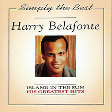 HARRY BELAFONTE~~~RARE~~~CD~~~HIS GREATEST HITS~~~NEW SEALED!