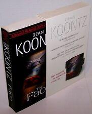 The Face-Dean Koontz-Advance Reading Copy 2003 - SIGNED