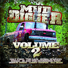 Mud Digger Vol. 2  CD Colt Ford Mudslingers The Lacs Mudslingers TV Theme Free S