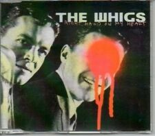 (AC959) The Whigs, Right Hand On My Heart - DJ CD
