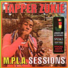 Tapper Zukie – M.P.L.A. Sessions NEW LTD GREEN VINYL LP