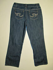 Christopher Banks Petite Denim Jeans Size 4p 4 P Measures 30 x 28