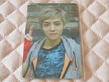 (ver. Luhan) EXO-M EXO 1st Album Repackage Growl Photocard K-POP TYPE B