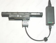 External Laptop Battery Charger for Advent Roma 1000 2000, I40-4S2200-G1L3 C1L3