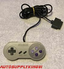 Super Nintendo SNES Controller Official Authentic OEM SNS-005 Works 100% Tested