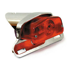 Taillight Headlight  Rear License Plate Lucas Chrome All Models Harley Davidson