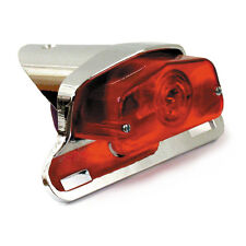 Taillight Headlight  Rear License Plate Lucas Chrome All Models Harley Davidson
