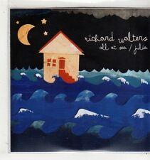 (GC603) Richard Walters, All At Sea / Julia - DJ CD