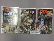 Books of Faerie: Auberon's Tale #1 2 3 Complete Miniseries Run Vertigo DC 1997