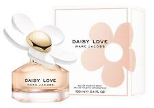 Marc Jacobs Daisy Love Eau De Toilette Spray 100ml/3.4 oz New in Sealed Box
