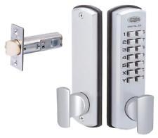 Lockwood 530DXSC Digital Door Lock Keyless 530 DX Entrance Set Satin Chrome