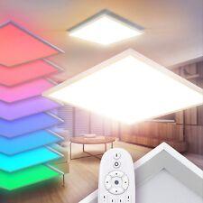 Pannello LED cambia colore Salone Salotto RGB Telecomando Lampada Soffitto 41W