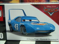 TOMICA C-10 CARS DISNEY PIXAR THE KING 1970 PLYMOUTH SUPERBIRD NEW IN BOX