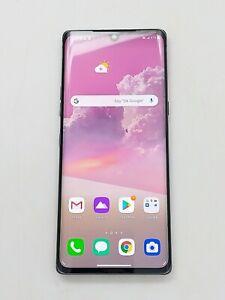 LG Velvet 5G LMG900UM1 - 128GB - Aurora Gray (AT&T Unlocked) *Check IMEI*