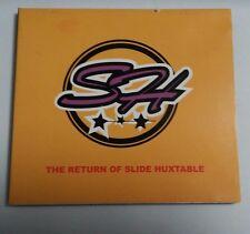 """SLIDE HUXTABLE: """"The Return of Slide Huxtable"""" 2007 Digipak Black CD  jazz."""
