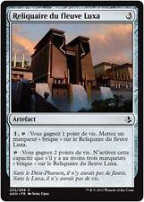 MTG Magic AKH - (x4) Luxa River Shrine/Reliquaire du fleuve Luxa, French/VF