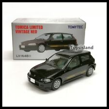 Tomica Limited Vintage NEO LV-N48g Honda Civic Si 92' 1/64 Tomytec Tomy New