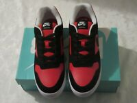 Nike SB Delta Force Vulc Black Red 942237 006 Men's US Size 11 Sneakers