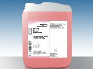 Cleanclub Seife, Seifencreme, Flüssigseife, flüssige Seife - HP10 - 5l