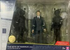 """More details for doctor who """"the keys of marinus"""" 1964 collector figure set with ian chesterton"""