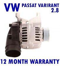 VW PASSAT (3B5) VARIANT (3B2) 2.8 V6 ESTATE SALOON 1996 - 2000 ALTERNATOR