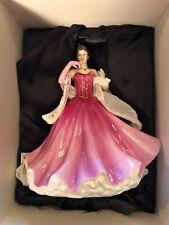 Royal Doulton Pretty Ladies Alexandra Fine Bone China Collectors Figurine