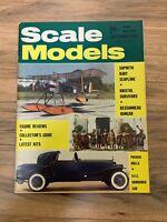 Scale Models Magazine 1970 September Hobby Magazine Sopwith Survivors