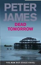 PETER JAMES ____ DEAD TOMORROW ____ BRAND  NEW ___ FREEPOST UK