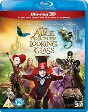 Alice Through the Looking Glass Blu-ray .3.