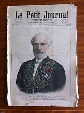 ?Le petit Journal illustré 12/12/1891; M. De Freycinet