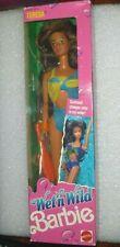 RARE & HTF Barbie's Friend 1989 Wet'n Wild Teresa * MIB * Mattel NOSIB