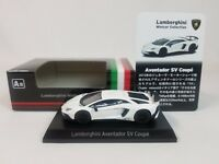 1:64 Kyosho Lamborghini Minicar Collection Aventador LP750-4 SuperVeloce SV A