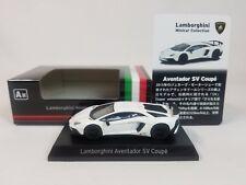 1:64 Kyosho Lamborghini Minicar Collection Aventador LP750-4 SuperVeloce SV A