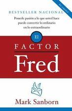 Vintage Espanol: El Factor Fred : Ponerle Pasión a lo Que Usted Hace Puede...