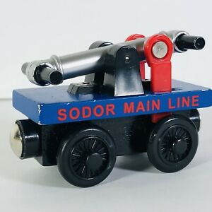 Hand Car Thomas the Train Tank Engine Wooden Railway Friends Learning Curve
