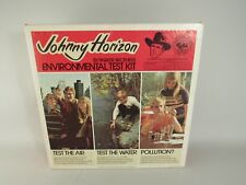 Vintage Johnny Horizon Environmental Test Kit Toy Parker Brothers 1971