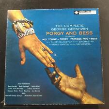 Faye, Torme, Duke Ellington - George Gershwin's Porgy & Bess 3 LP VG+ EXLP 1