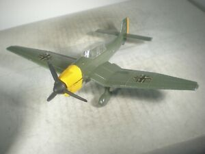 Dinky Toys JUNKERS JU-87B STUKA TRULY OUTSTANDING WITH BOMB