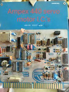 """U6A9950 Ampex 440 servo motor I.C. replacement """"A6, A8, A9"""""""