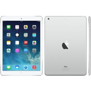 Apple IPAD Air 1 16GB Wi-Fi 9.7in Argent A1474 Retina Rapide Tablette
