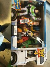 Disney Pixar Toy Story RV Friends 6pk Figures MINOR BOX DAMAGE