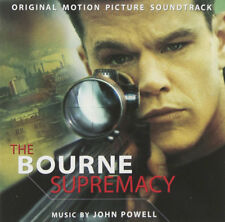 The Bourne Supremacy Original Motion Picture Soundtrack – John Powell, Moby